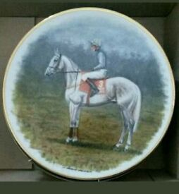 Vintage China Decorative Plate