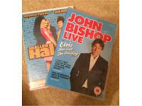 Two DVD's (John bishop)