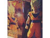 DBZ Super Saiyan 2 Son Goku