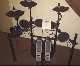 Ales is DMlite drum kit