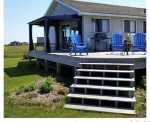 Beach house for rent - Goose River PEI