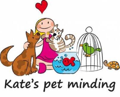 Kate's Pet Minding