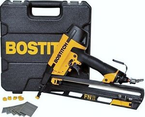 BOSTITCH N62FNK 15 GAUGE NAIL GUN