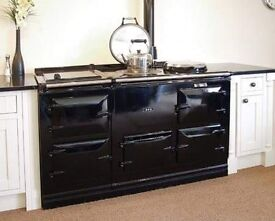 FULLY RECONDITIONED AGA COOKER IN ANY COLOUR WITH 5 YEAR GUARANTEE, 2 OVEN-3 OVEN & 4 OVEN AVAILABLE