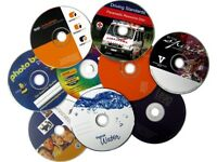 DVD- R or RW CD-R or RW Printing