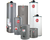 Water Heater Service, Replacement & Installation