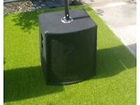 Skytec 300 watt bass bins