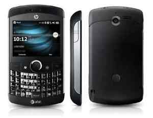 ★★★ HP iPAQ GLISTEN AT&T 3G CELLULAR PHONE ★★★ BLACK QuadBand GPS WiFi HSDPA ★★★
