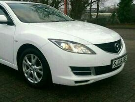 Mazda 6 TD S 5dr diesel great family car, low mileage (no Astra, Insignia,Mondeo, golf)