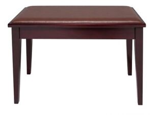 Looking for a plain piano bench