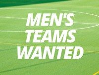 MEN'S Recreational Teams WANTED for 2018!