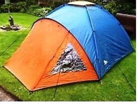 Bergen 3 man double skinned tent nice condition VGC