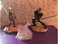 Star Wars Disney Infinity Figures