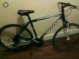 """Scott sportster xl-22"""" frame bike could deliver"""