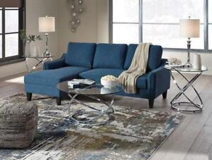 Brand New Ashley Sofa Bed with Chaise - Payment Plan