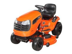 **SALE** LAWN TRACTORS- ARIENS - 0% FINANCING - FROM $79 / MTH!!