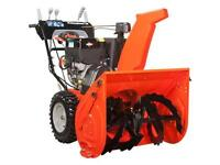 Ariens Professional 28 ON SALE at MARS City of Halifax Halifax Preview