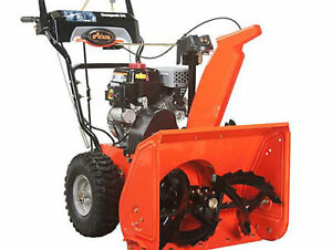 COMPACT 24 SNO-THRO 120V ELECTRIC START 208CC ARIENS AX208