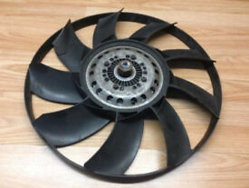 Range Rover L322 (2002-2005) viscous coupling and fan