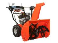 *10 Year Warranty Ariens Deluxe 28 SHO ONLY @ The M.A.R.S. Store City of Halifax Halifax Preview