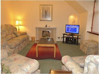 ABERDEEN HOLIDAY FLAT RENTAL for £60 per night. LET WEEKLY or 4/5 NIGHT STAYS. 2 BEDROOMS FREE WiFi