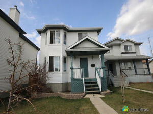 Pet friendly 3 bedroom house &double GARAGE in Leduc for Nov15