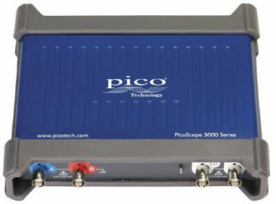 Pico 3203d Picoscope Pc Oscilloscope 2 Channels With Fgawg50 Mhz