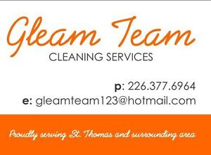 Residential cleaning service  London Ontario image 1