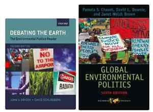Debating the Earth / Global Environmental Politics London Ontario image 1