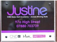 Room To Rent at CND Essex Nail & Spray Tanning Academy