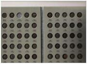 Complete Mercury Dime Set