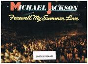 Michael Jackson Farewell My Summer Love