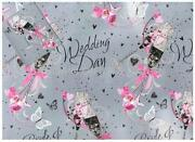 Wedding Day Wrapping Paper