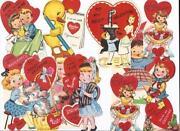 1950'S Vintage Valentine Cards