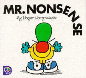 Hargreaves-Roger-Mr-Nonsense-Mr-Men-Book
