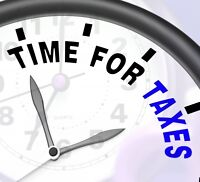TAXES - PERSONAL,CORPORATE, GST,  PAYROLL