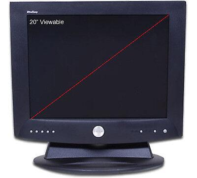 "Dell 2000FP UltraSharp LCD monitor - 20.1"" 1600x1200 The highest resolut. 4:3 TFTmonitor ever built"