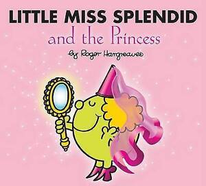NEW - HARDBACK  LITTLE MISS SPLENDID and PRINCESS (BUY 5 GET 1 FREE book) Mr Men