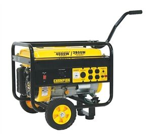 2800/4000 CHAMPION GENERATOR FOR SALE- NEW