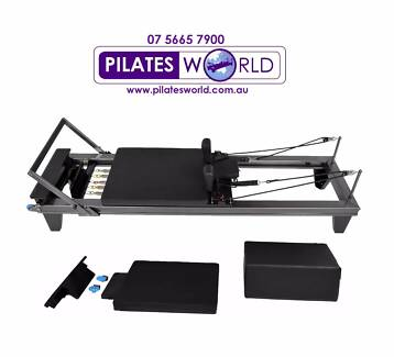 PILATES MASTER ALUMINIUM REFORMER BUNDLE DEAL | PM-AL-01 |