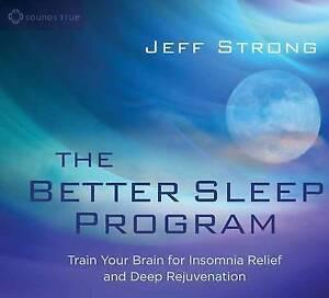Better Sleep Program, The (9CD) CD  by Strong Jeff