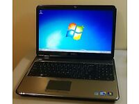 """LAPTOP DELL N5010 i3 CPU NOTEBOOK 15.6"""".HDMI,WEBCAM,4GB RAM. 500GB HD, WINDOWS 7/OFFICE 2010,CHARGER"""