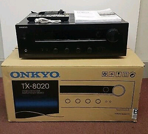 Onkyo 2 channel Stereo Receiver / Amplifier Recepteur FM Ampli