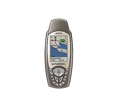 Magellan SporTrak Color GPS