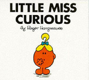 Little Miss Curious by Roger Hargreaves (Paperback, 1990)