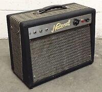 National Tube Amp Vintage model 1210 Guitar Amplifier
