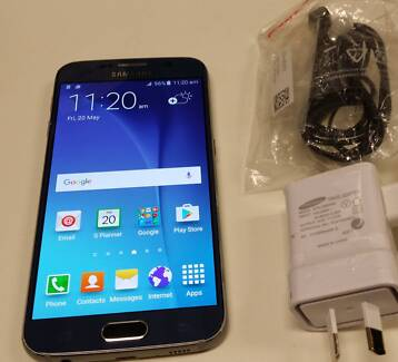 Up for sale a Excellence condition Samsung Galaxy S6 32g android