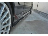 Maxton Design Side Skirt Add-Ons / Extensions (CORSA D)