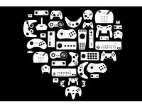 WANTED: Video Games, Consoles, Accessories etc.