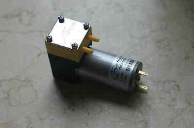 Dc 12v 50kpa Dc Micro Vacuum Pump Pumping Air Sampling Liquid Pump For Medicine